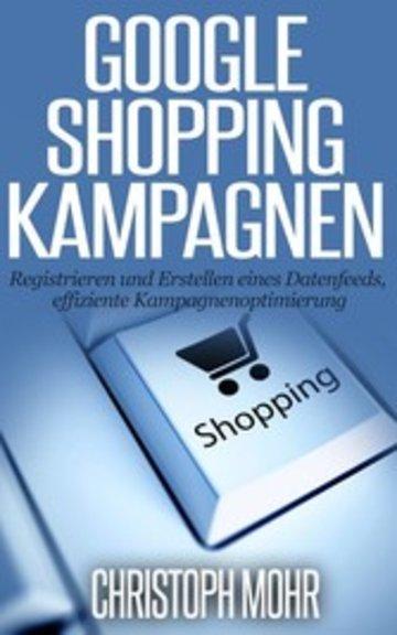 eBook Google Shopping Kampagnen Cover