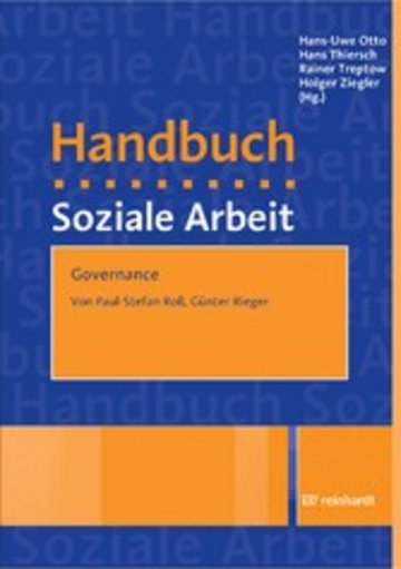 eBook Governance Cover