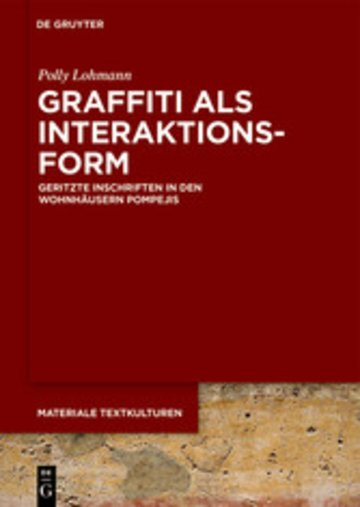 eBook Graffiti als Interaktionsform Cover