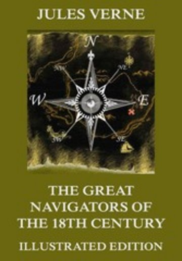 eBook The Great Navigators of the Eighteenth Century Cover