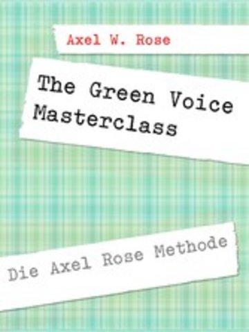 eBook The Green Voice Masterclass Cover