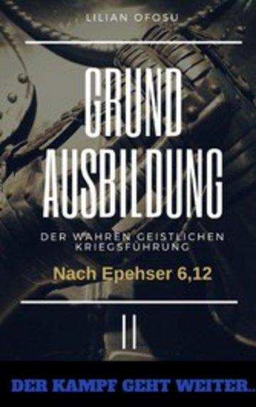 eBook Grundausbildung der wahren gesitlichen Kriegsführung II Cover