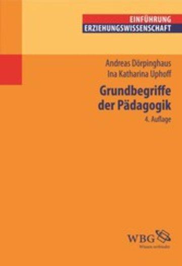 eBook Grundbegriffe der Pädagogik Cover