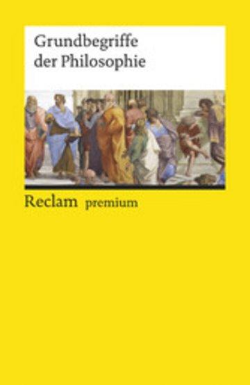 eBook Grundbegriffe der Philosophie Cover