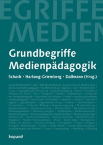 eBook Grundbegriffe Medienpädagogik Cover