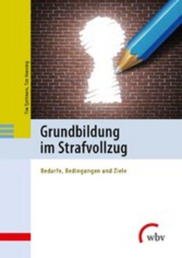 eBook Grundbildung im Strafvollzug Cover