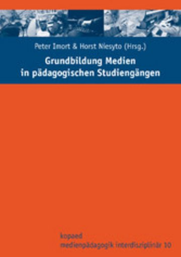 eBook Grundbildung Medien in pädagogischen Studiengängen Cover