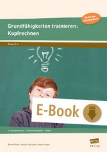 eBook Grundfähigkeiten trainieren: Kopfrechnen Cover