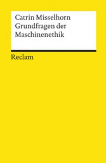 eBook Grundfragen der Maschinenethik Cover
