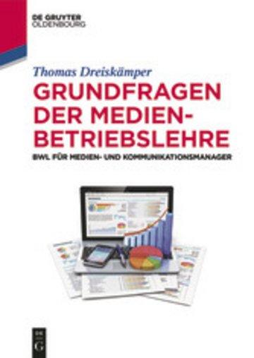 eBook Grundfragen der Medienbetriebslehre Cover