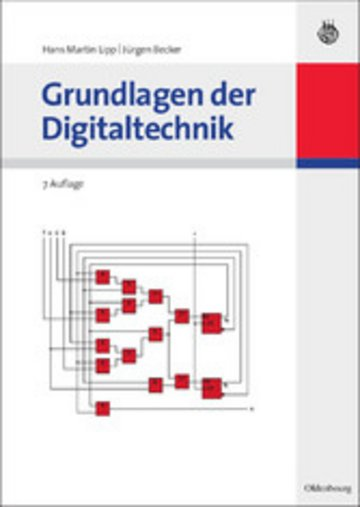 eBook Grundlagen der Digitaltechnik Cover