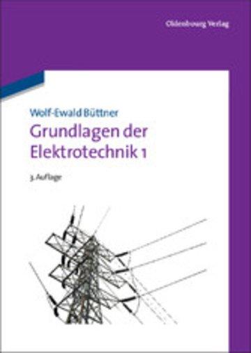 eBook Grundlagen der Elektrotechnik 1 Cover