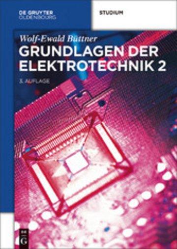 eBook Grundlagen der Elektrotechnik 2 Cover