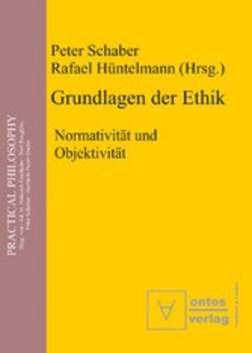 eBook Grundlagen der Ethik Cover