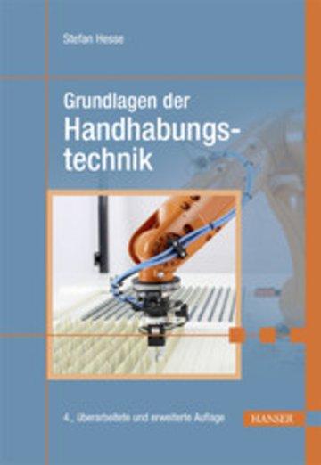 eBook Grundlagen der Handhabungstechnik Cover