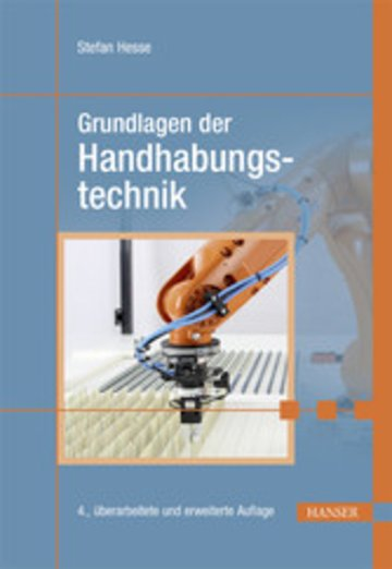 eBook Grundlagen der Handhabungstechnik Cover