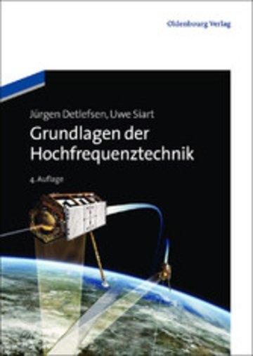 eBook Grundlagen der Hochfrequenztechnik Cover