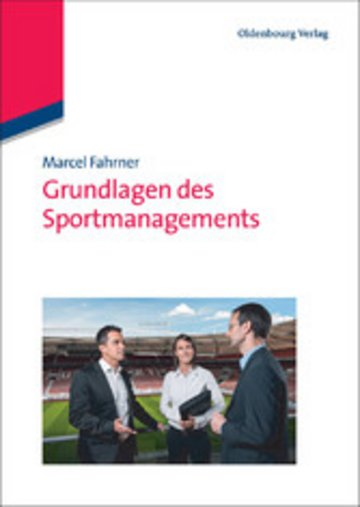 eBook Grundlagen des Sportmanagements Cover