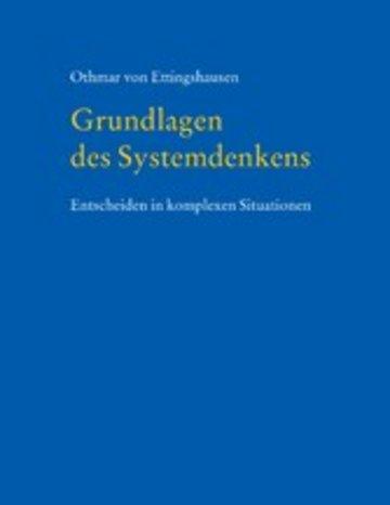 eBook Grundlagen des Systemdenkens Cover