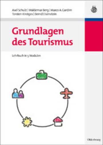 eBook Grundlagen des Tourismus Cover