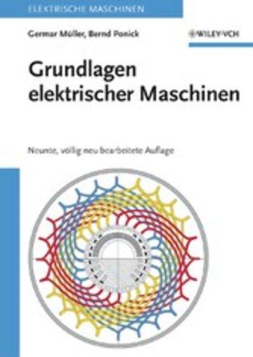 eBook Grundlagen elektrischer Maschinen Cover