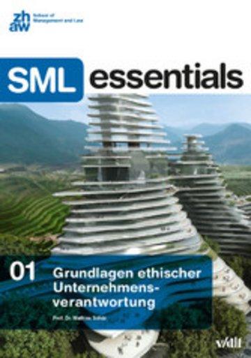eBook Grundlagen ethischer Unternehmensverantwortung Cover