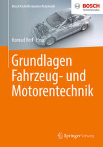 eBook Grundlagen Fahrzeug- und Motorentechnik Cover