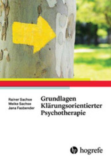 eBook Grundlagen Klärungsorientierter Psychotherapie Cover