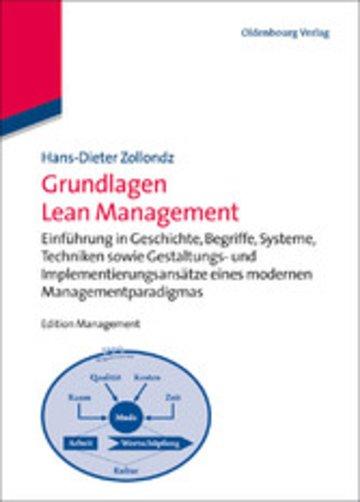 eBook Grundlagen Lean Management Cover