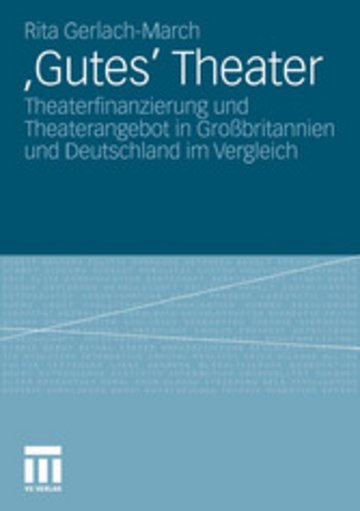 eBook 'Gutes' Theater Cover