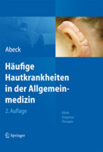 eBook Häufige Hautkrankheiten in der Allgemeinmedizin Cover