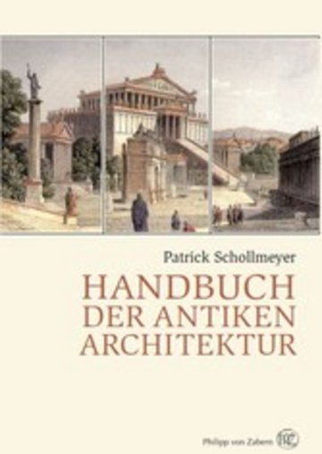eBook Handbuch der antiken Architektur Cover