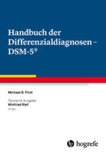 eBook Handbuch der Differenzialdiagnosen – DSM-5®