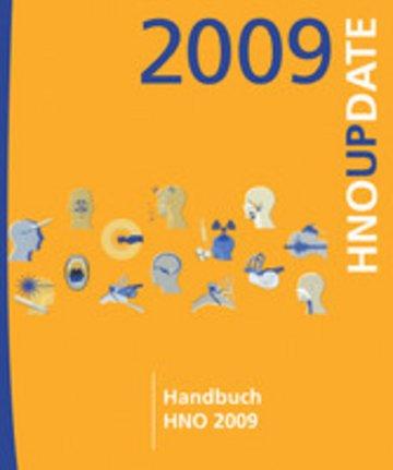 eBook Handbuch HNO 2009 Cover