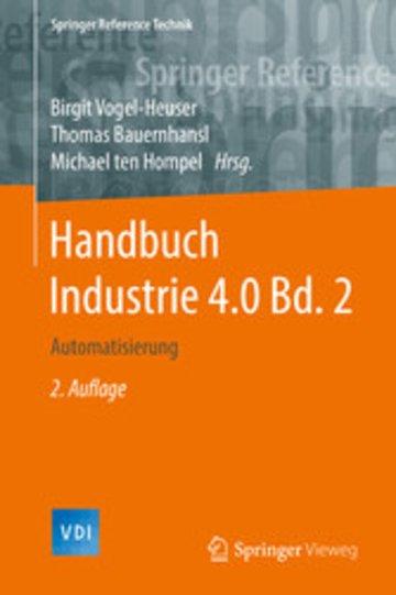 Handbuch Industrie 40 Bd2 Automatisierung Pdf Ebook Kaufen