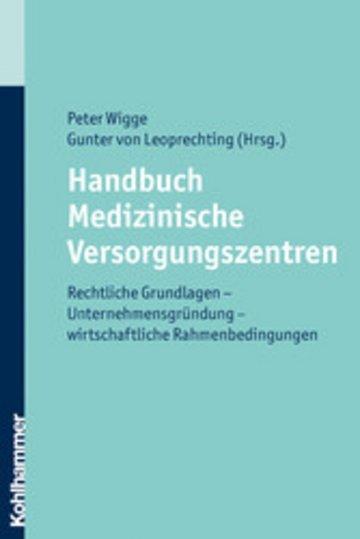 eBook Handbuch Medizinische Versorgungszentren Cover
