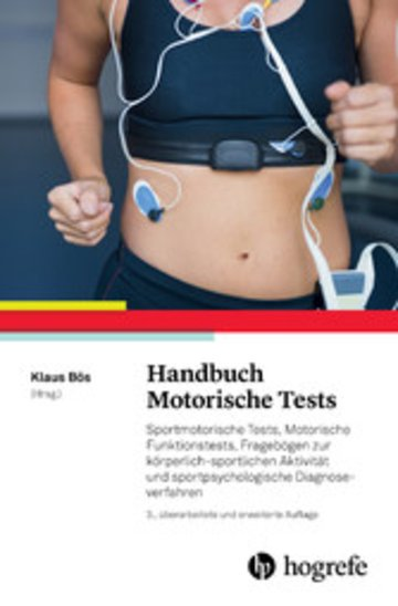 eBook Handbuch Motorische Tests Cover