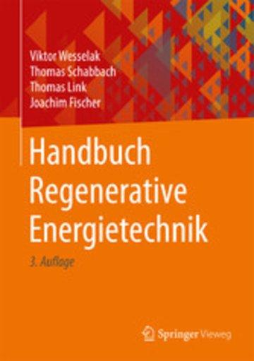eBook Handbuch Regenerative Energietechnik Cover