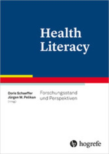 eBook Health Literacy Cover