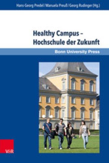 eBook Healthy Campus - Hochschule der Zukunft Cover