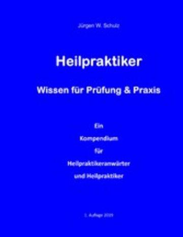 eBook Heilpraktiker Wissen für Prüfung & Praxis Cover