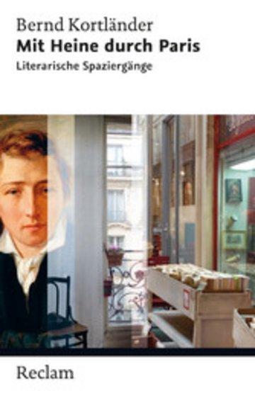 eBook Mit Heine durch Paris Cover