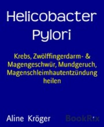 eBook Helicobacter Pylori Cover