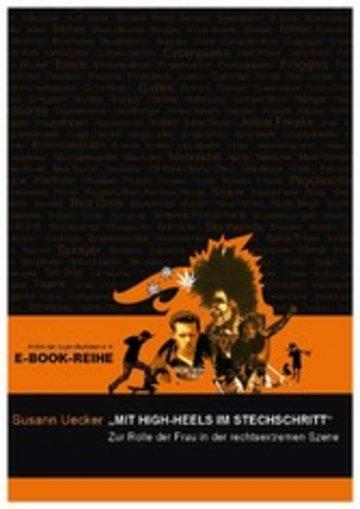 eBook 'Mit High-Heels im Stechschritt' Cover