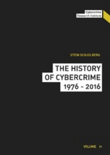 eBook The History of Cybercrime Cover