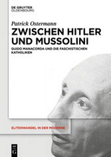 eBook Zwischen Hitler und Mussolini Cover