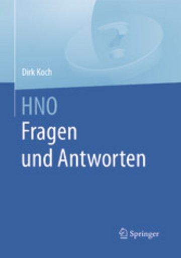eBook HNO Fragen und Antworten Cover