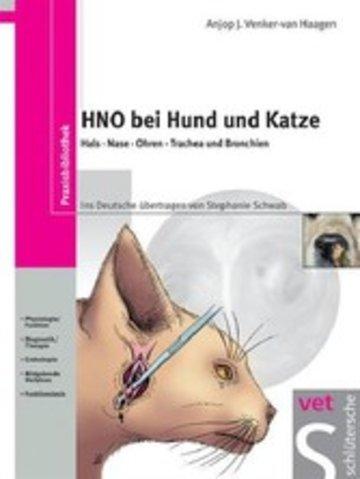 HNO bei Hund und Katze - Hals, Nase, Ohren, Trachea und Bronchien ...
