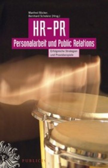 eBook HR-PR Personalarbeit und Public Relations Cover