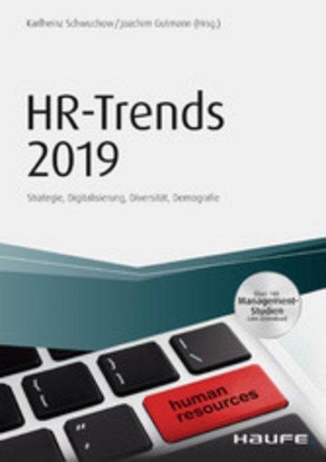 eBook HR-Trends 2019 - inklusive Arbeitshilfen online Cover